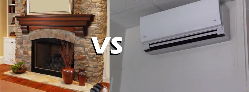 Heat Pump Or Fire Place? | Kiwi Heat Pumps