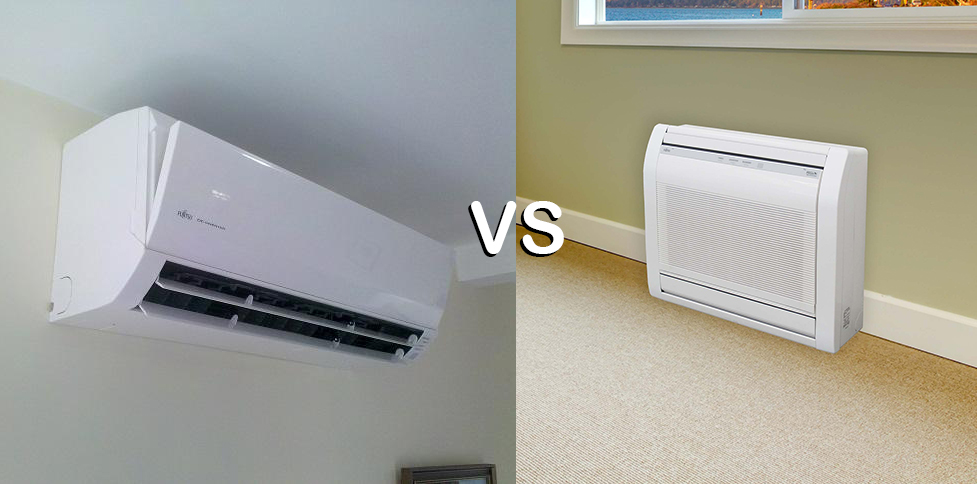 Image Result For Heat Pump Vs Air Conditioning