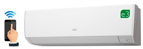 FUJITSU ASTG22KMCB 7.2KW WIFI  HEAT PUMP/ AIR CONDITIONER