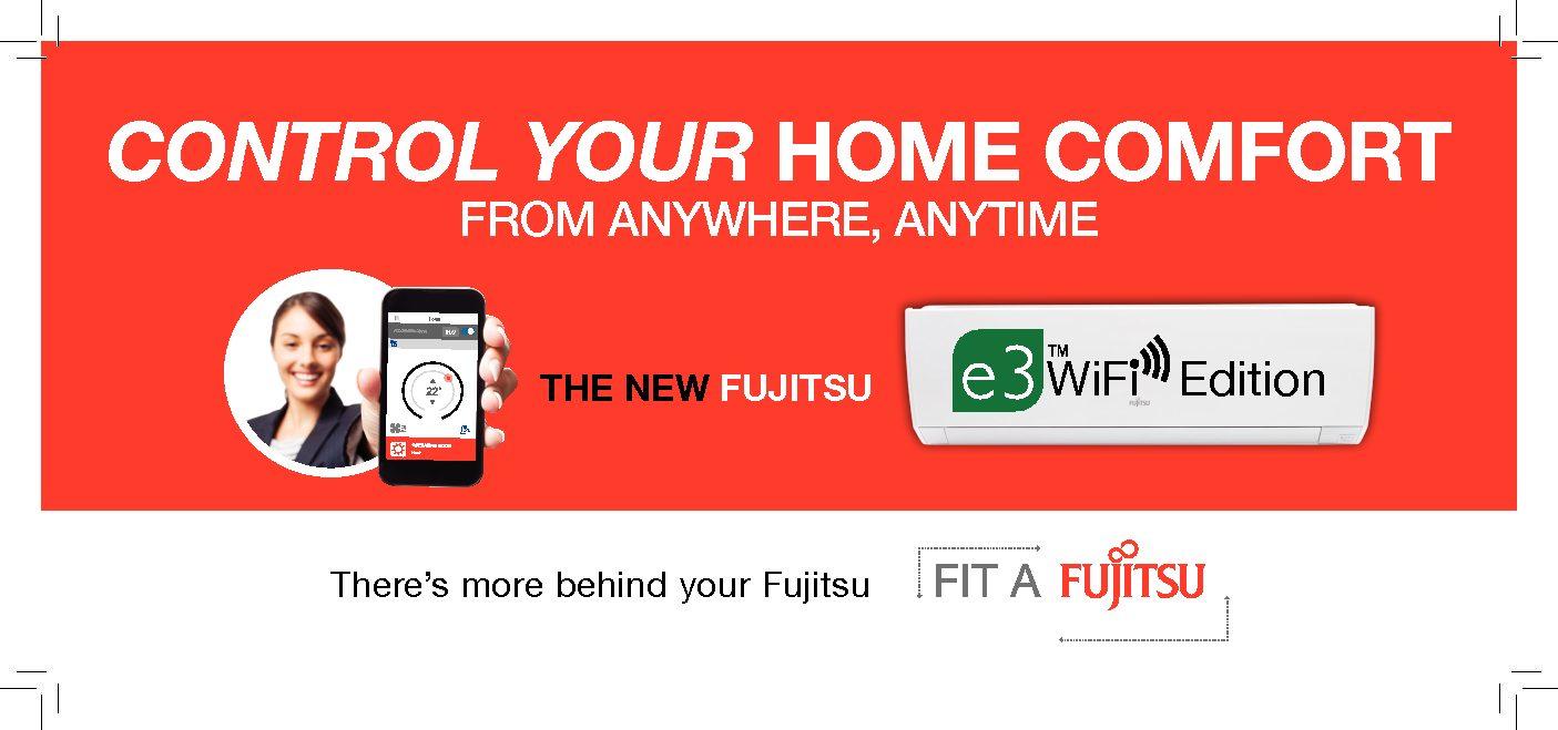 Fujitsu E3 WIFI Series