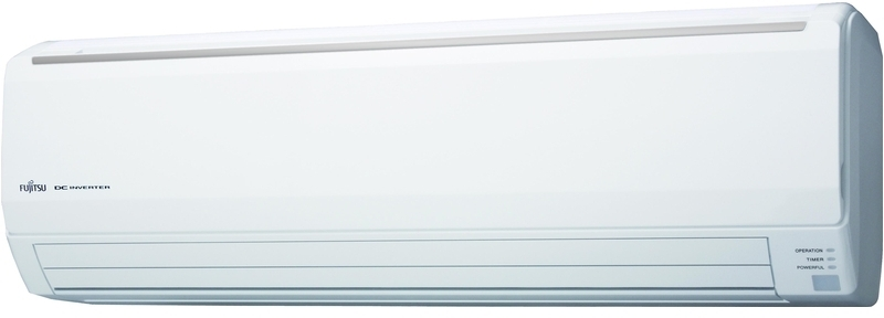Fujitsu ASTG12LVCC 4.8kw Premier Heat Pump/Air Conditioner